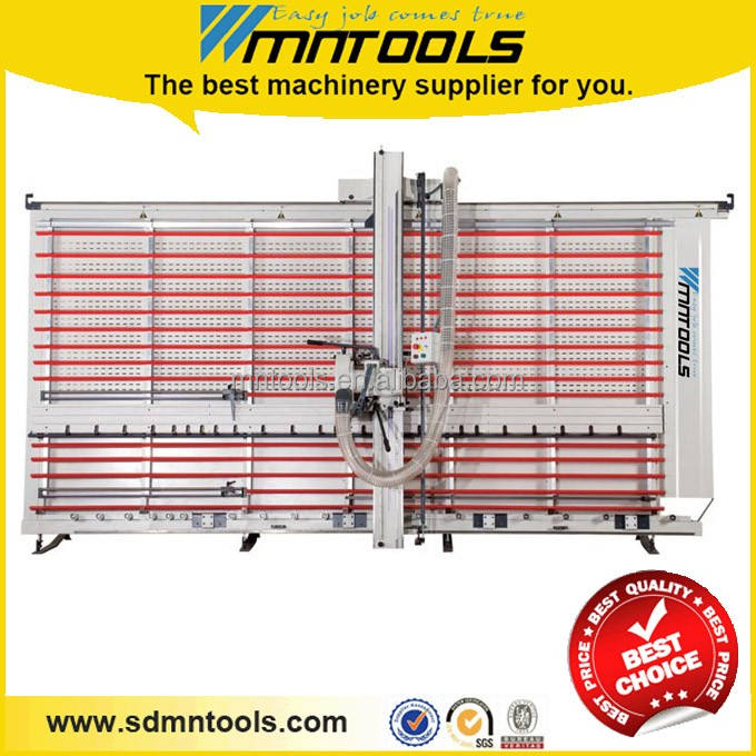 Vertical wood sliding table panel saw machine for sale