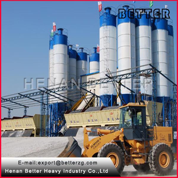 Móviles de concreto planta de hormigón, de hormigón de la planta de procesamiento por lotes para la venta