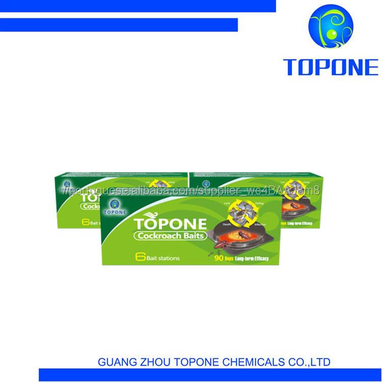 Fabricação Suppiler Topone Marca barata matando produtos, iscas de baratas
