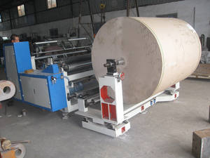 Automatic High Speed Vertical Horizontal Roll Bopp Tape Belt Paper Film Slitting And Rewinding Machine Price