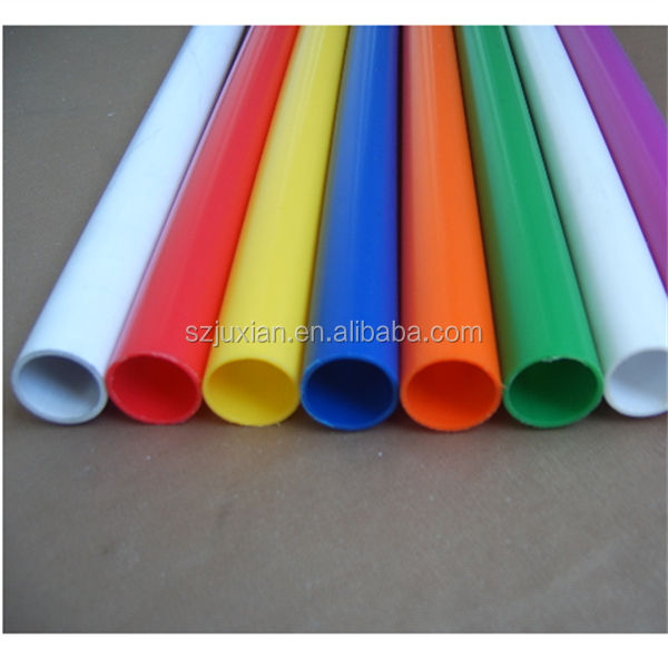 plastic extrusion tube plastic pipe OD 26mm tube ID 22mm tube