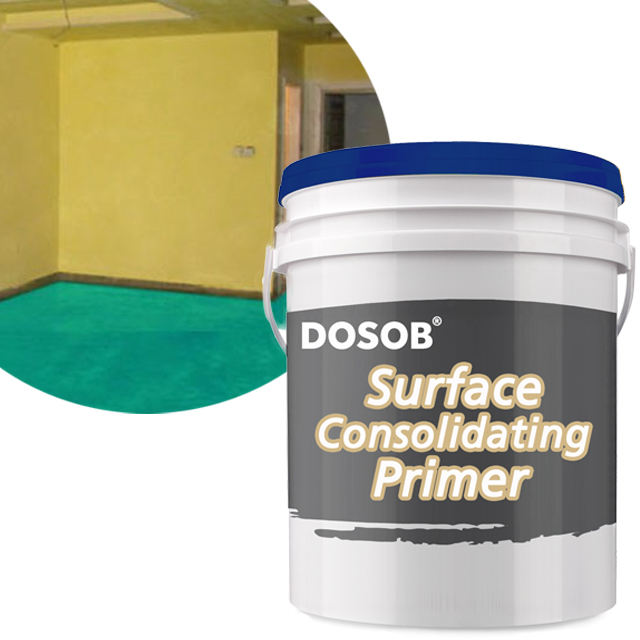 Acrylic Alkali Resistant Sealing Primer Paint for Cement Surface