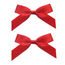 Manufacture ribbon bow pre-made bow for box