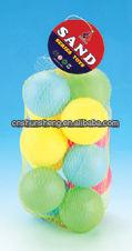 Artículo no. 2169 pvc <span class=keywords><strong>bola</strong></span> juguetes colorida pelota de playa conjunto juguetes