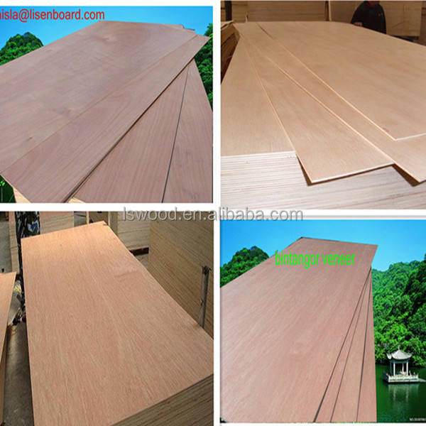 Poplar / Birch Plywood of 2mm 3mm Thickness for laser cutting