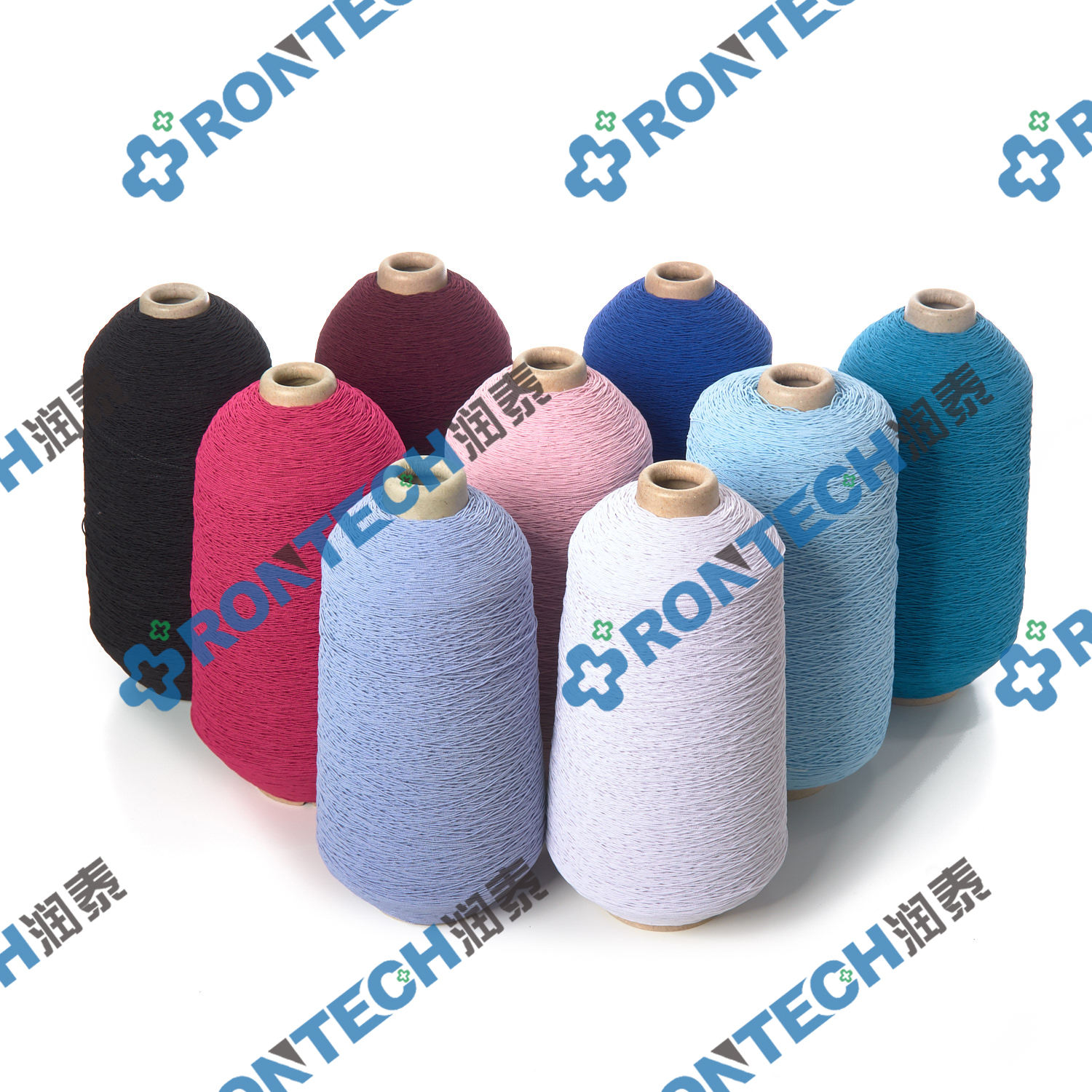 Thailand Material Elastic Rubber Band For Plastic Non Woven Cover