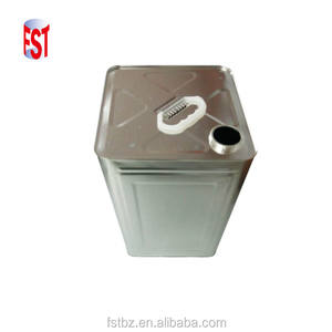 18L Square Tin Can Making Line/Semi-automatic Can Making Machine