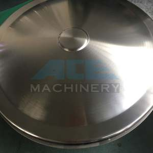 Various Size Stainless Steel Tank Manway Cover
