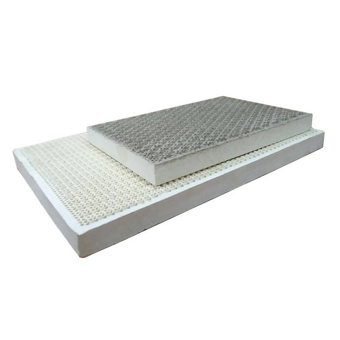 Catalyst Honeycomb Ceramic Plaque for casting industry heater