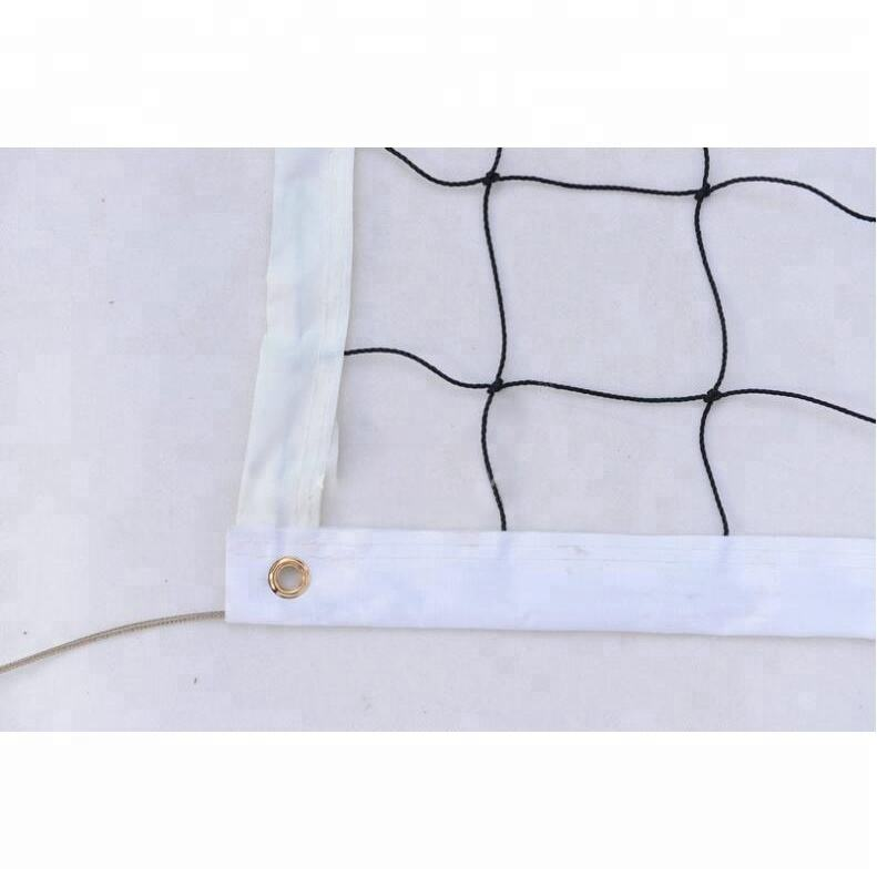 (High) 저 (Quality Professional 스포츠 nets nylon PP PE materials 배구 nets 싼