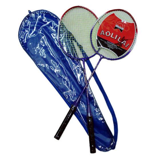 Hot Sales Cheap Factory Price Promotional Custom Printed Badminton Racket Racquet