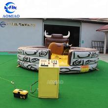 High quality popular inflatable mechanical bull for sale
