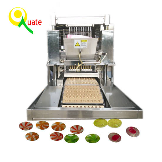 Gummy candy pouring production line jelly candy making machine