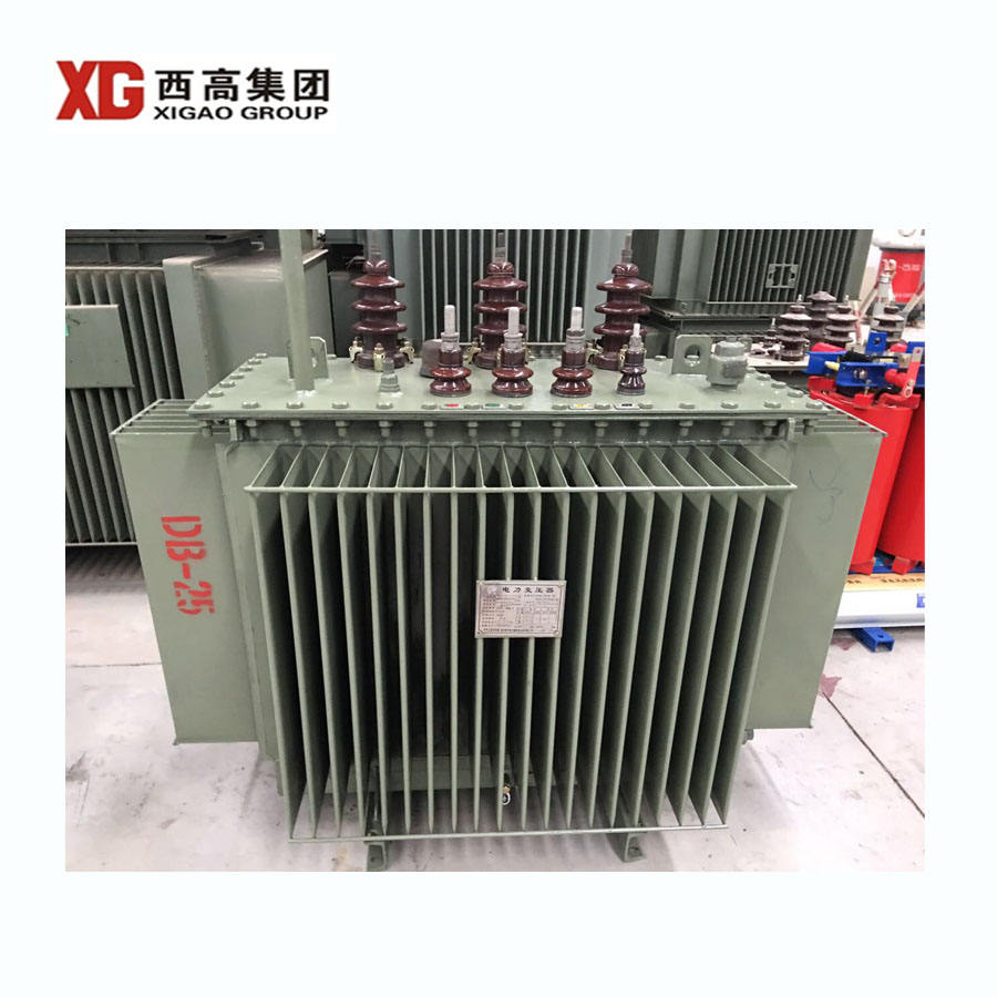 s11-m type 11kv oil immersed distribution transformer price