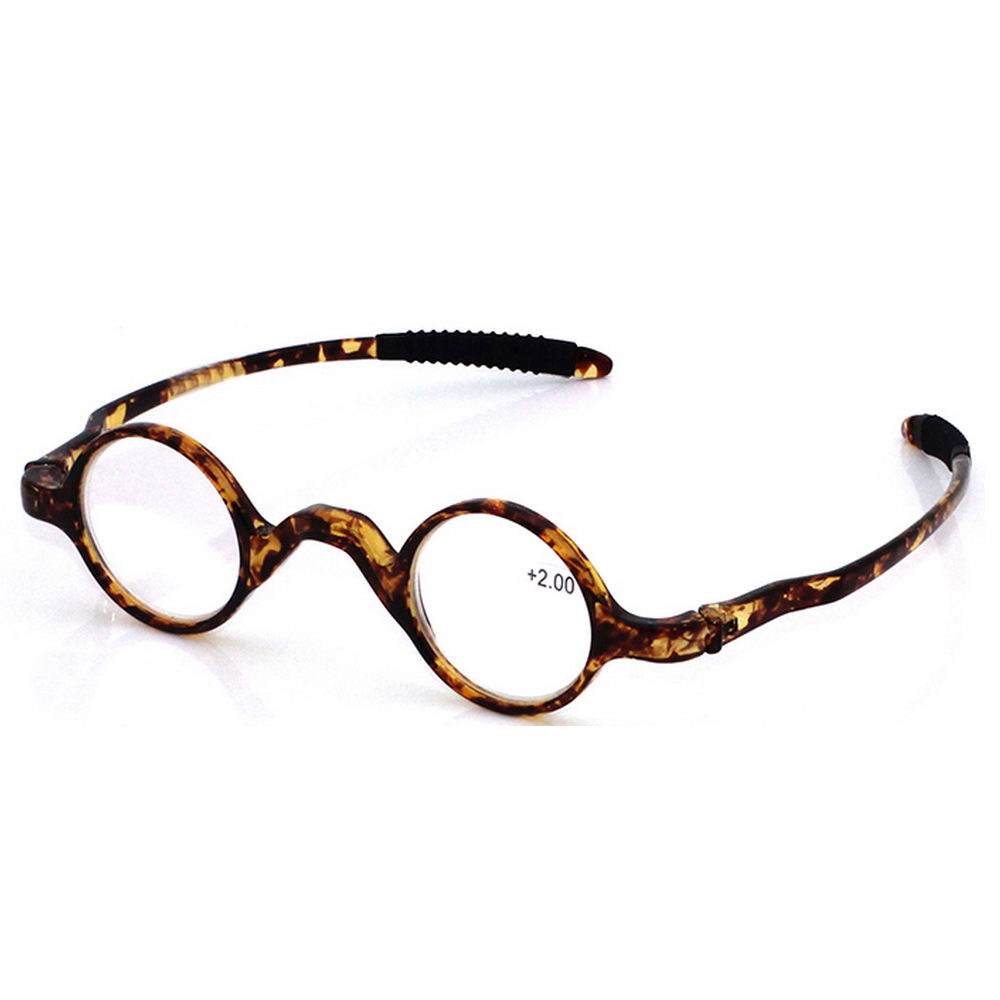 free sample cheap classic round TR90 reading glasses