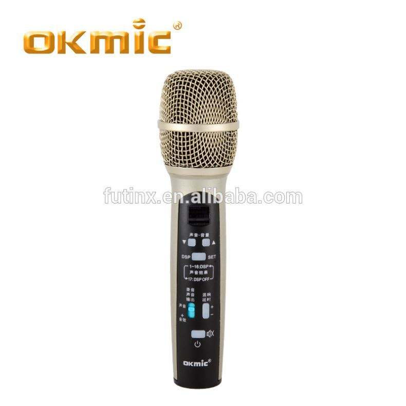 New design karaoke microphone bluetooth bluetooth microphone mic