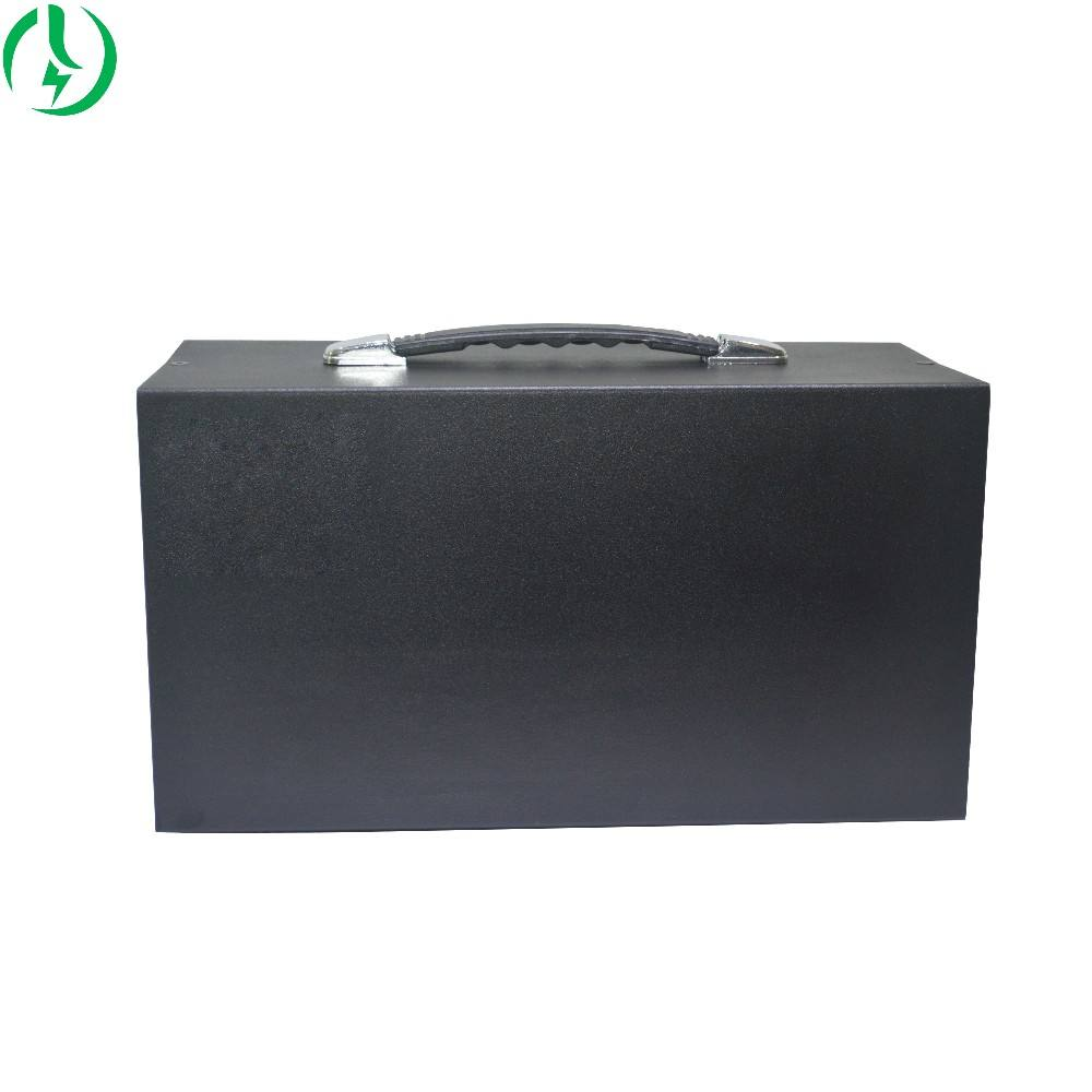 48volt lithium ion golf car battery 48v 100Ah lifepo4 golf cart battery pack with bms charger