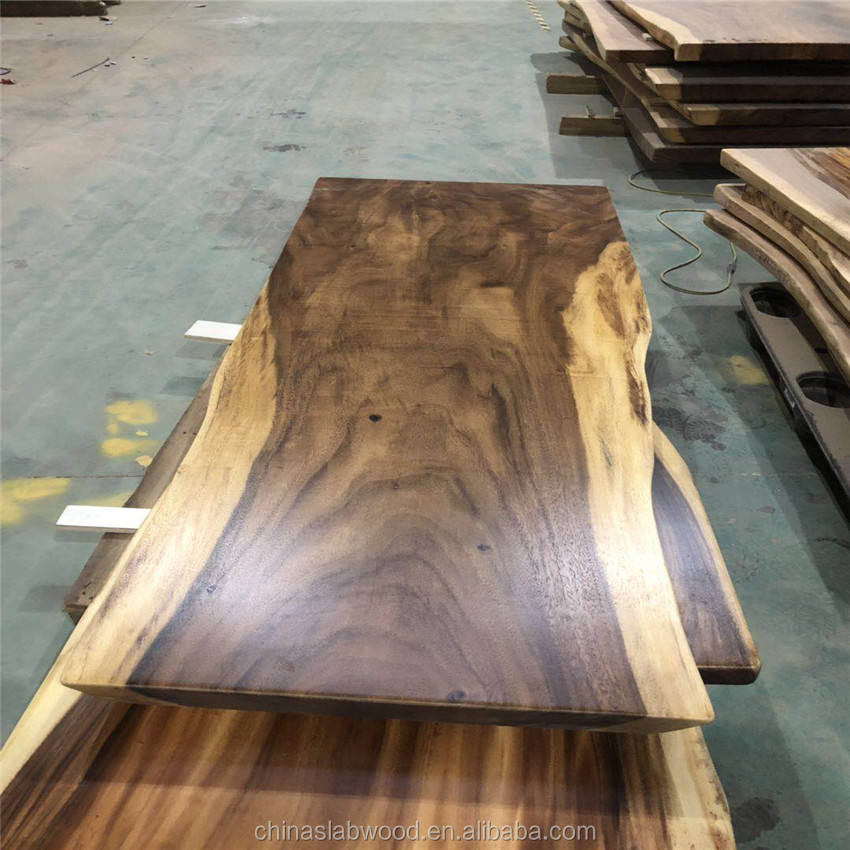 Live Edge Slab Table rain Slab table Suar slab Natural Edge Wood