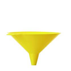 Plastic mini funnel