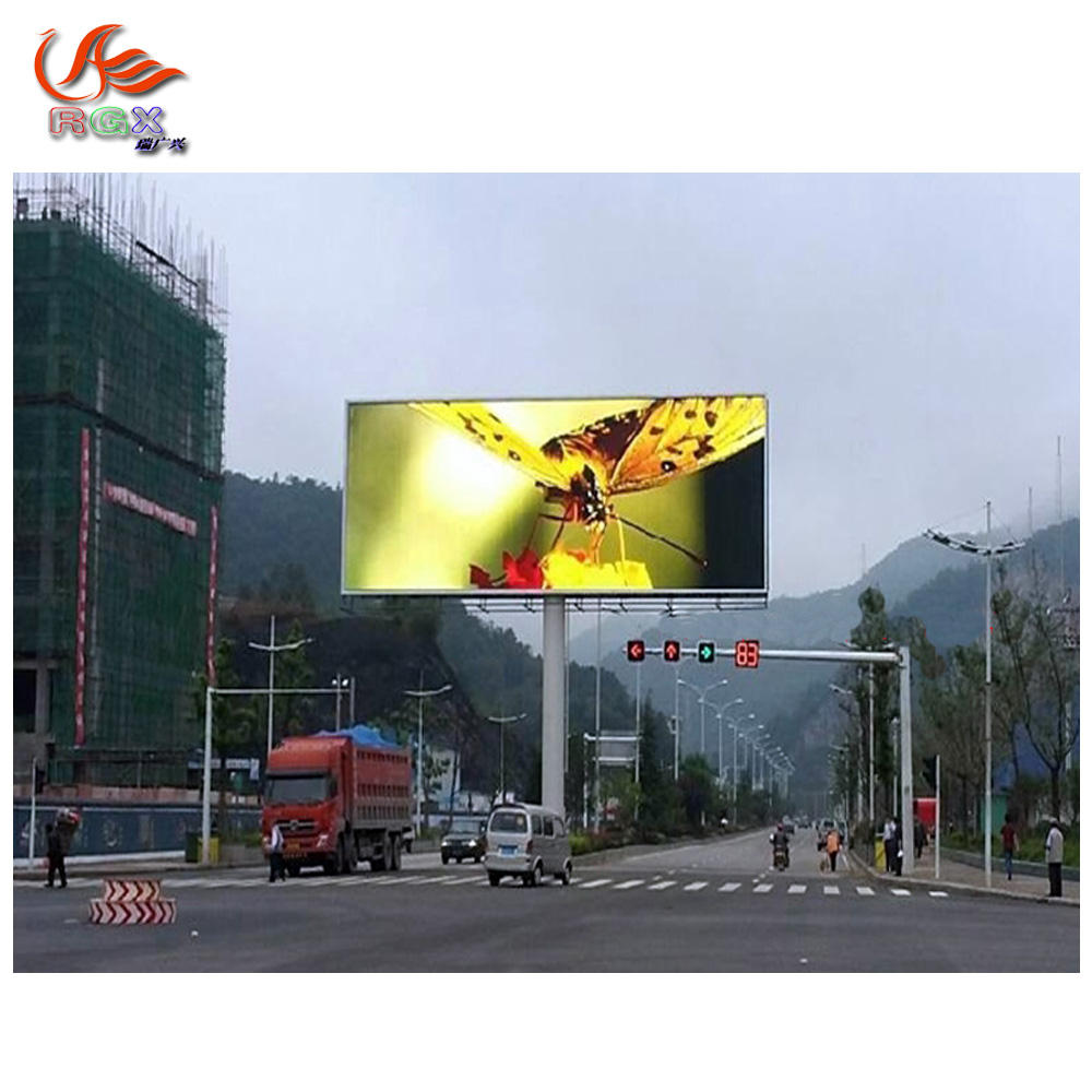 Rgx Alle Specificaties Modulaire Ontwerp Led Board, Grote Outdoor Waterdichte Led Scherm