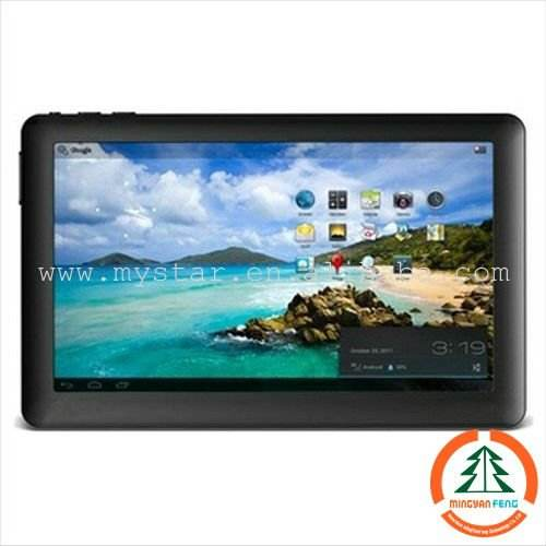 Écran tactile capacitif de 7 pouces Tablette PC Compatible Windows, XP, Win 7 Tablette Pc