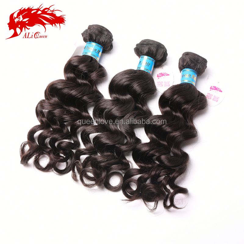 No synthetic hair virgin brazilian malaysian peruvian hair wholesale