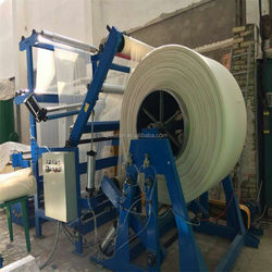 Medical cotton roll making machine