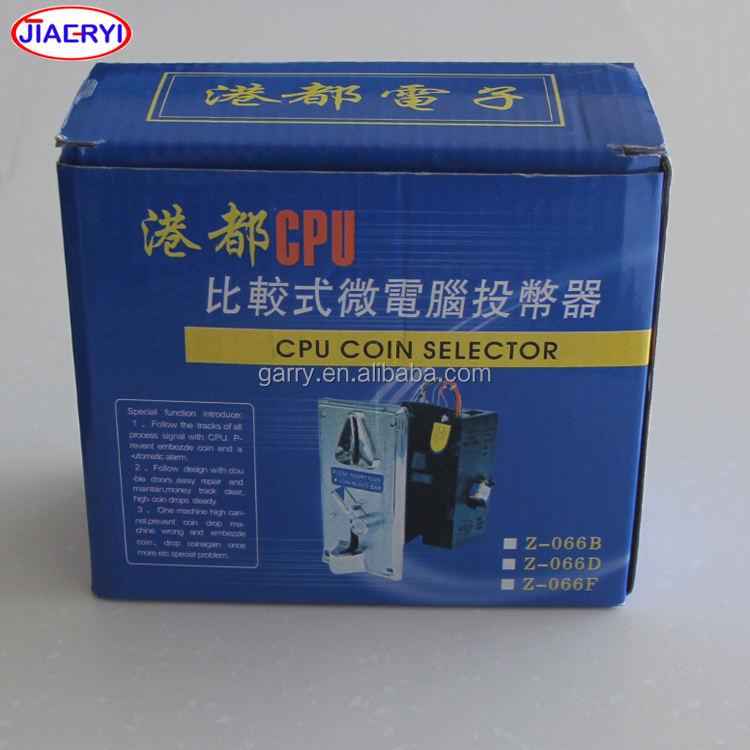 Arcade makineleri sikke acceptor, cpu karşılaştırma sikke acceptor pc kontrolü