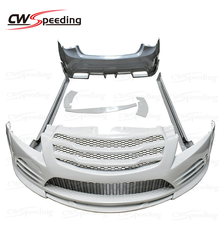 CWS-CA STYLE ABS MATERIAL BODY KIT FOR CHEVROLET CRUZE BUMPER 2009 2010 2012