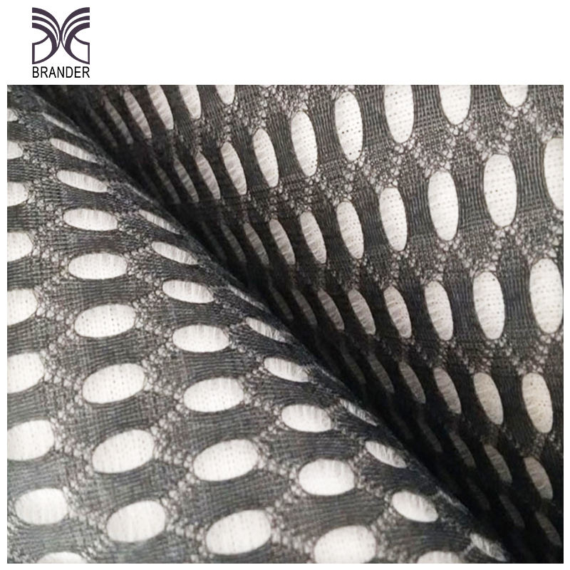 100% Polyester 3d Spacer Air Mesh Fabric Sandwich Fabric/Airmesh Fabric For Shoes Sofa Bag Chair