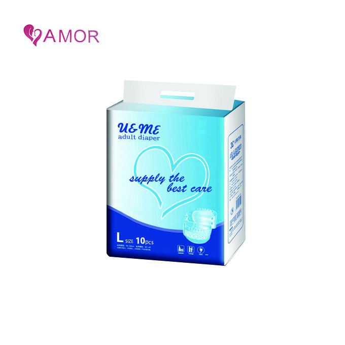 Disposable adult diaper import for elderly