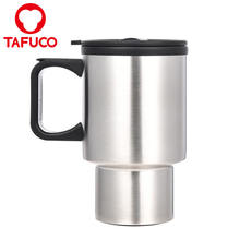 Stainless Steel Insulated Coffee Thermo Cup For Car And Office