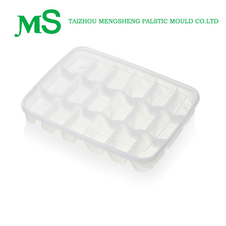 Cold Runner Machinery Date Stamp Plastic Injection Mould