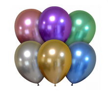 12 inch New Arrival pearl chrome latex balloons helium party balloons
