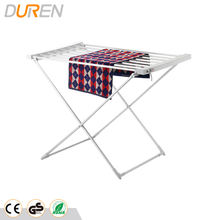 220W Electric clothes dryer rack indoor clothes heated rack with high polish