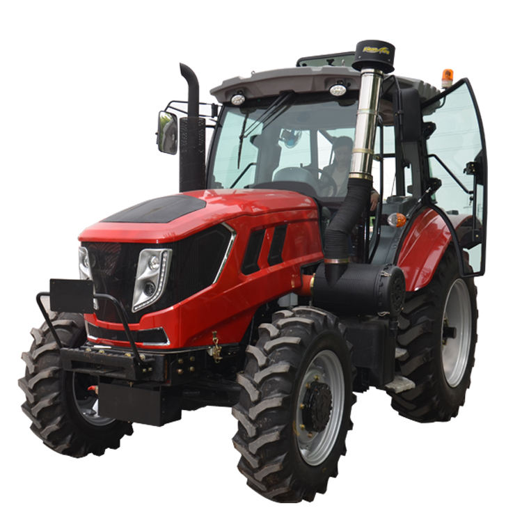 100hp Tractor WEIFANG HUAXIA 100hp 110hp 120hp 130hp 140hp 150hp Agricultural Machinery Farm Equipment Tractor