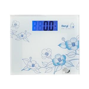 Zhongshan 180 Kg Personal Electronic Digital Body Weight Bathroom Scale Slim Design