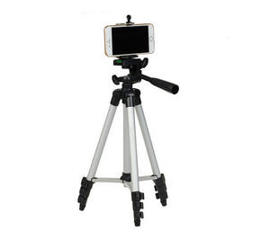 Hot Selling Lightweight Tripod Stands Aluminum Phone Tripod and Universal Phone Holder
