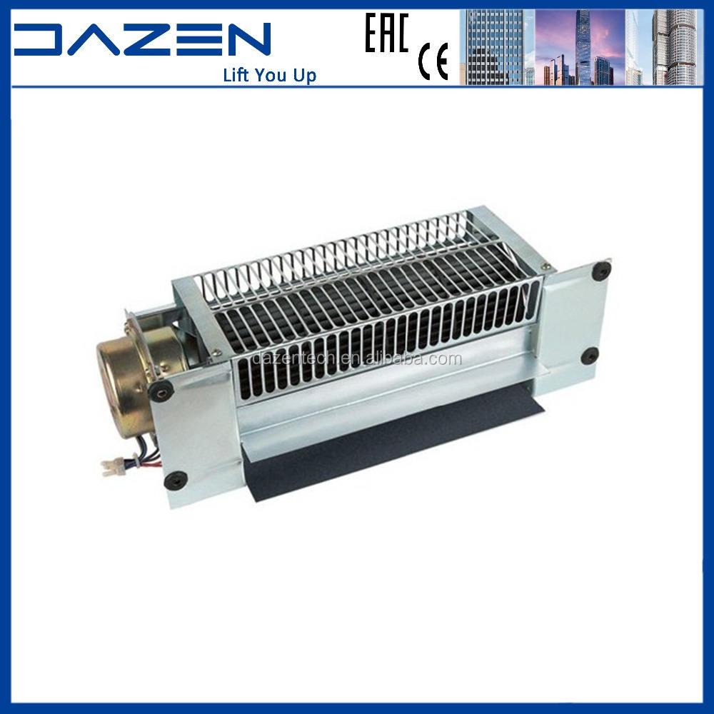 Schindler/KONE/Hitachi/Mitsubishi precio barato ascensor ventilador FB-9B de China de fábrica