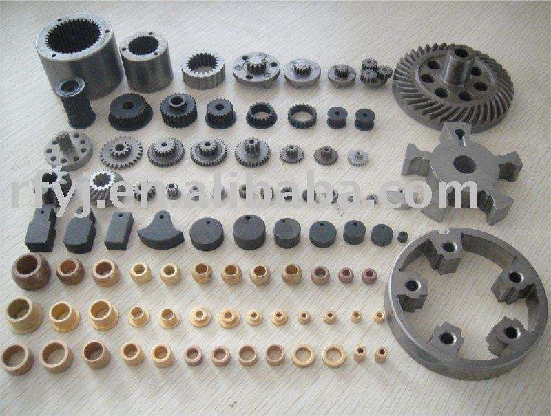powder metallurgy parts sintered process