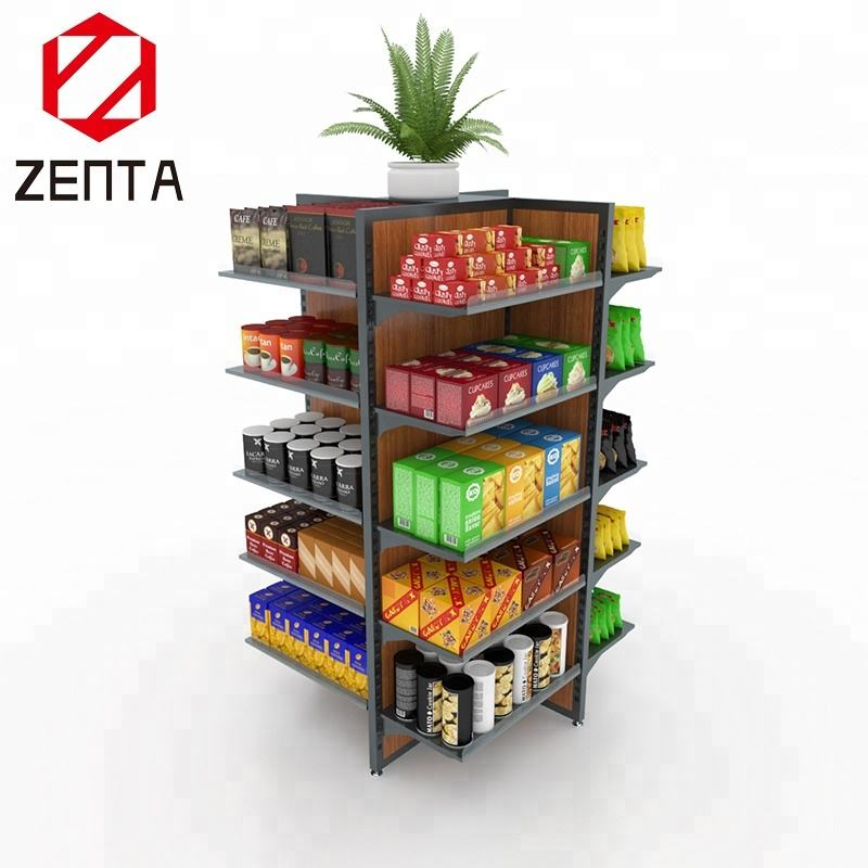 ZENTA Supermarkt Brood Display Rack