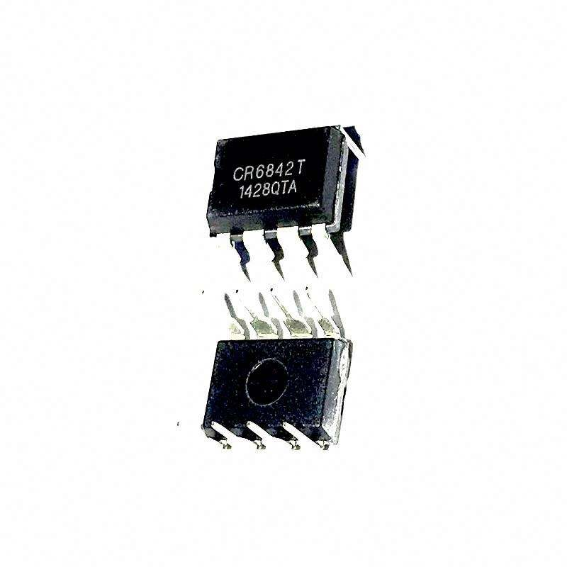 10pcs Original CR6848T off-line switching power supply chip DIP-8