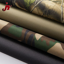 High quality polyester printing oxford fabric bag material roll of waterproof camouflage fabric