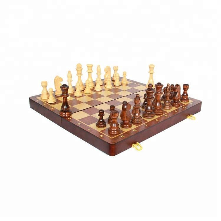 Wooden Adult Chess Game,Wooden Chess Board,Chess Wooden
