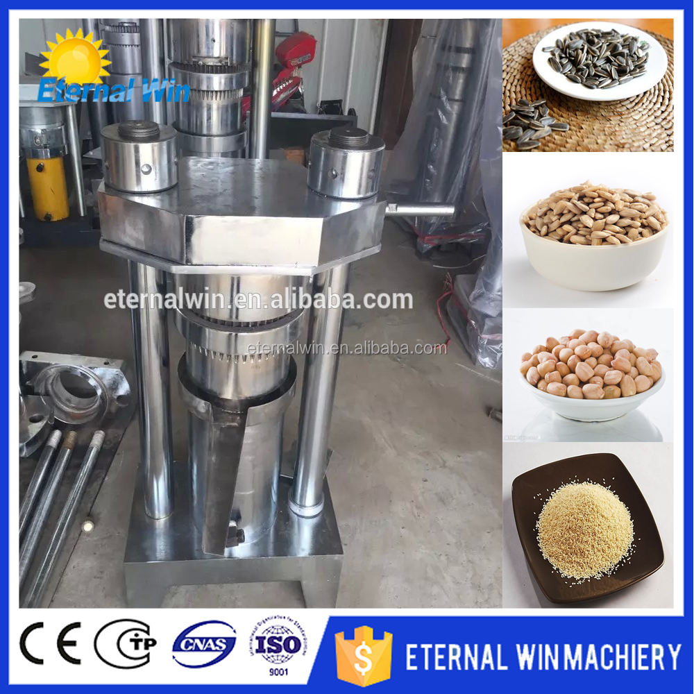 Turnkey project small scale sesame oil extraction equipment sesame oil refinery