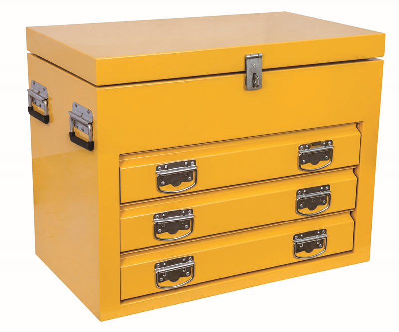 Utility Steel Tool Storage Box For Ute
