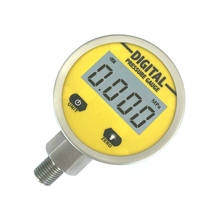 MD-S260 water oil gas digital hydraulic pressure gauge