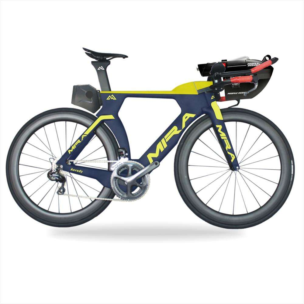 57cm Triathlon Bikes Top Best Time Trial Bicycle New TT Carbon Frame