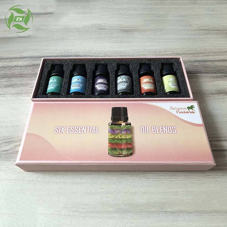 10 мл/20 мл ароматерапия эфирные масла комплект для аромата лампы