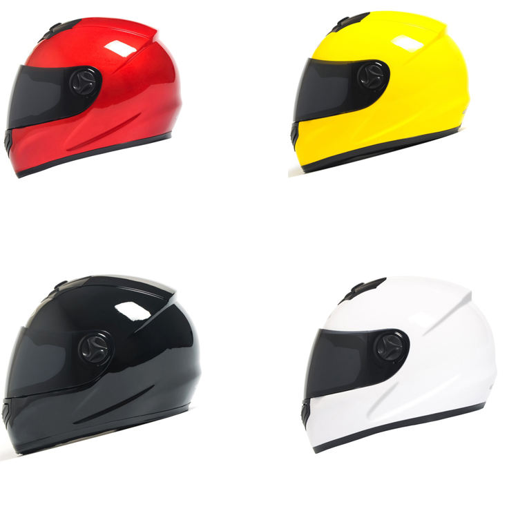 Men's Motorcycle Helmet Ladies All-Helmets Street Sports Car Locomotive Safety Helmets